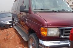 Almost brand new Ford E-350 Diesel for sale