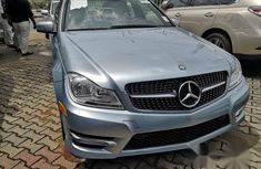 Toks Mercedes-Benz C250 2013 Blue for sale