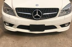 Mercedes-Benz C280 2008 White for sale
