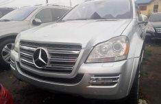 Toks Mercedes-Benz GL550 2011 Grey for sale