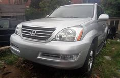 Toks 2008 Silver Lexus GX for sale