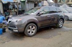 Acura MDX 2011 Gray for sale