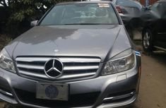 Mercedes-Benz C350 2011 Gray for sale