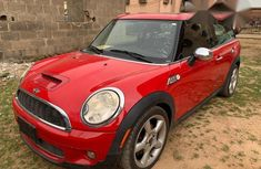 Mini Cooper 2010 Red for sale