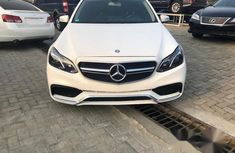 Mercedes-Benz 200E 2012 White for sale