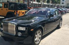 Rolls-Royce Phantom 2010 Black for sale