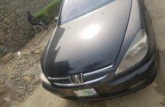 Peugeot 607 2009 2.2 Black for sale