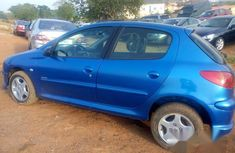 Peugeot 206 2006 1.4 75 Petit Filou Blue for sale