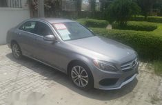 Mercedes-Benz C63 2015 Gray for sale