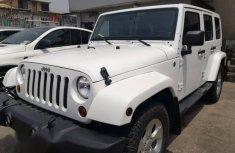 Jeep Wrangler 2017 White for sale