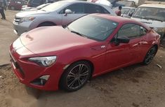 Toyota Scion 2017 Red  for sale