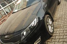Kia Optima 2015 Black for sale