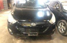 Hyundai ix35 2012 1.6 Black for sale