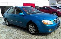 Kia Cerato 2007 blu for sale