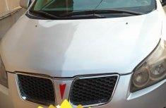 Pontiac Vibe 1.8L 2010 Silver