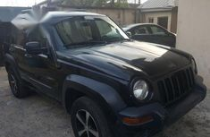 Jeep Liberty 2005 Limited Black  for sale