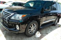 Toks 2008 Black Toyota Lexcen for sale