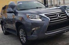 Lexus GX 2016 Gray for sale