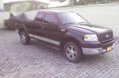 Ford F-150 2004 Black for sale