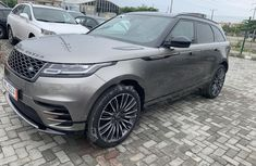 2019 Silver Land Rover Range Rover for sale