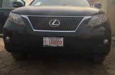 Toks Lexus RX 2010 350 Black for sale