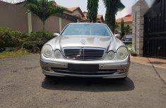 Mercedes-Benz E280 2005 Grayfor sale
