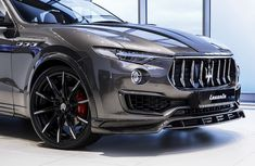 Maserati offers customers thousands of custom options on their cars