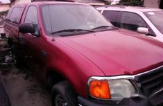 Toks Ford F-150 2004 Red for sale