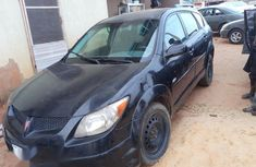 Pontiac Vibe 2003 Black for sale