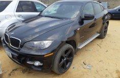 2011 Black BMW X6 for sale