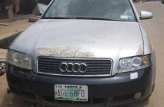 Audi A4 2004 grey for sale