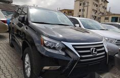 Toks Lexus GX 2014 Black for sale