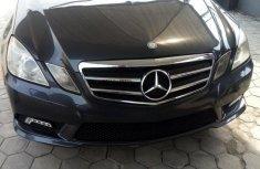Mercedes-Benz E550 2011 Gray for sale