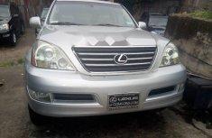2008 Silver Lexus GX for sale