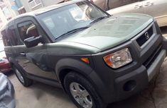 Honda Element LX Automatic 2005 Green for sale