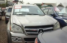 Mercedes-Benz GL550 2007 Gold for sale