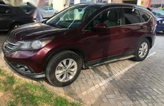 Honda CR-V 2013 Red for sale