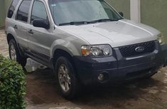 Ford Escape 2006 XLT 3.0 Silver for sale