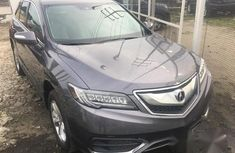 Acura RDX 2018 Gray for sale