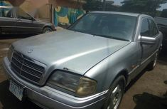 Mercedes-Benz C280 2000 Silver for sale