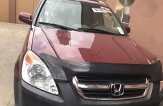 Honda CR-V 2002 EX 4WD Automatic Red for sale