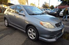 Clean Toyota Matrix 2006 just arrived for sale