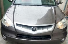 Acura RDX 2007 5-speed Automatic Brown for sale