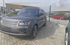 Land Rover Range Rover Vogue 2016 Gray for sale