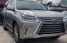 Lexus LX 2016 Gray for sale
