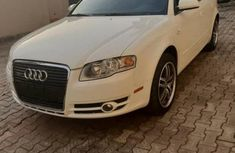 Audi A4 2007 White for sale
