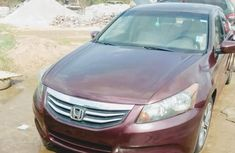 Honda Accord 2012 Sedan EX-L V-6 Beige for sale