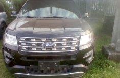 Ford Explorer 2016 Black for sale
