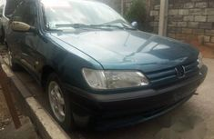 Peugeot 306 2003 Green  for sale