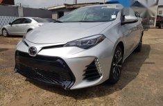 Toyota Corolla 2018 SE (1.8L 4cyl 2A) Silver for sale
